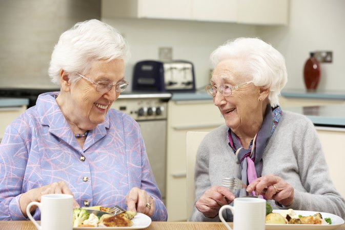 Healthy Diets for an 84-Year-Old