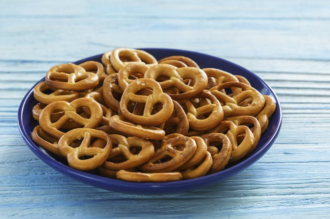 Are Pretzels Healthier Than Chips?