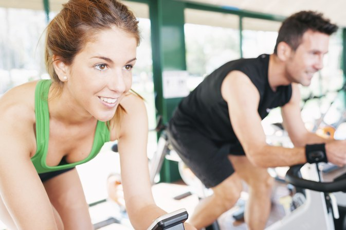 What Do Exercise Bikes Target on the Body?