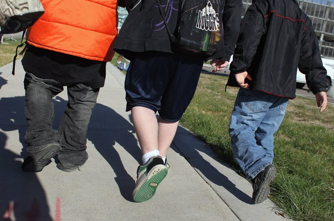 How Can a 14-Year-Old Boy Lose Weight?
