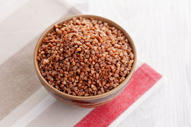 How to Cook Raw Buckwheat