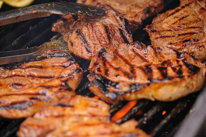 How to Cook Steaks on a Weber Genesis Gas Grill