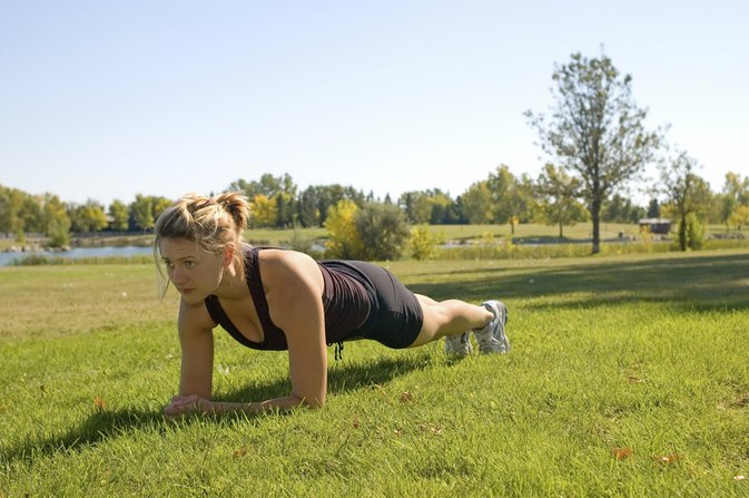 Duration for Plank Exercises