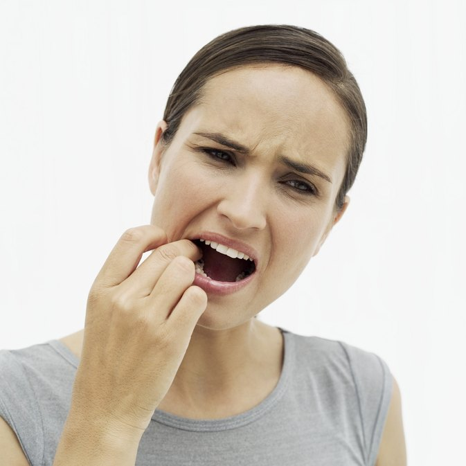 How to Heal an Internal Mouth Burn