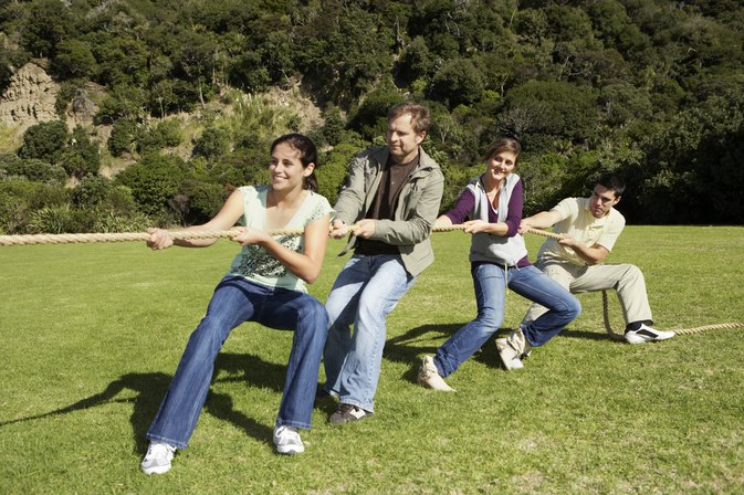 Fun Outdoor Games for Adults