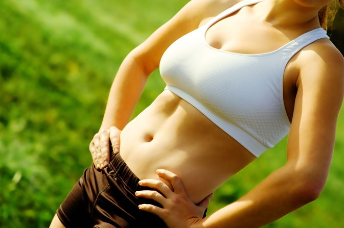 Exercises to Firm Large Breasts