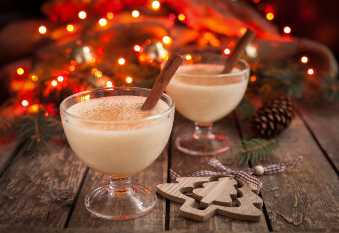 Calories in Pennsylvania Dutch Eggnog