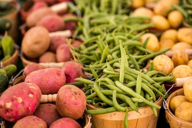 Which Foods & Vegetables Contain Starch? | LIVESTRONG.COM