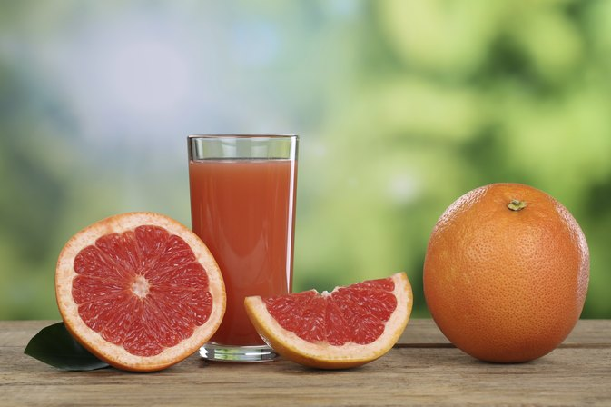 Does Drinking Grapefruit Juice Lower Blood Pressure?