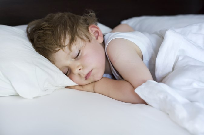 Why Won't My Toddler Sleep Through the Night Anymore?
