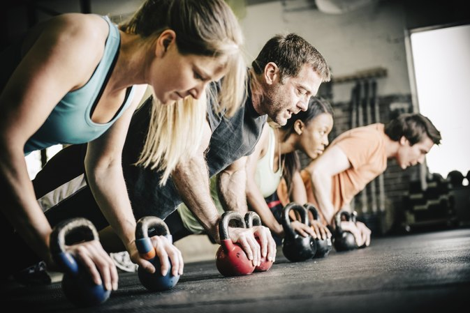 Replacing Fat-Loss Cardio Through Body-weight Training