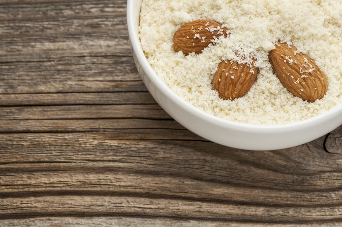 How to Convert Ground Almond to Whole Almonds for Baking