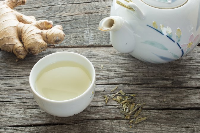 Is Ginger Green Tea Good for You?