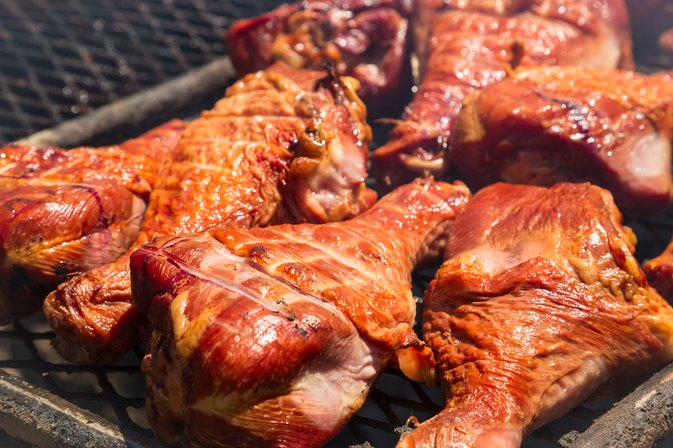 How to Brine Turkey Legs