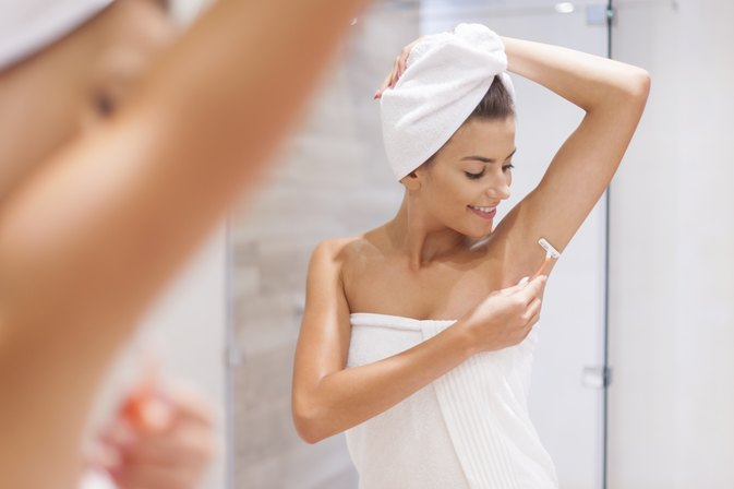 How to Prevent Underarm Bumps