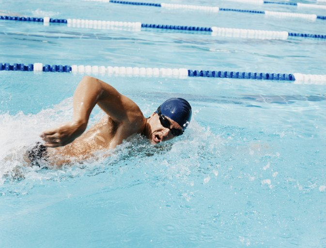 Workout Plans for US Olympic Swimmers