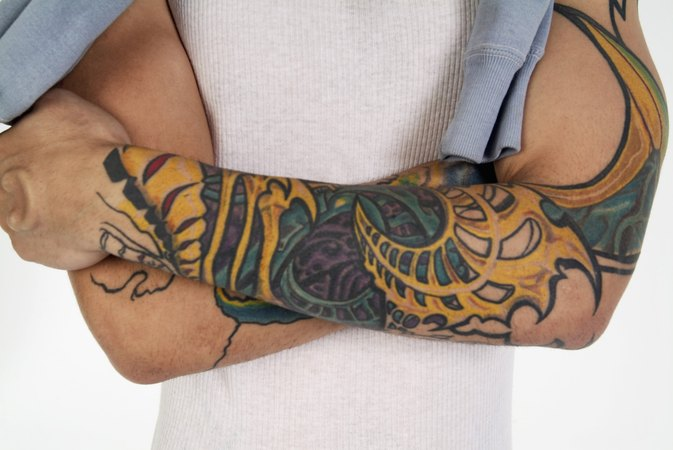 The Best Ways to Cover a Tattoo