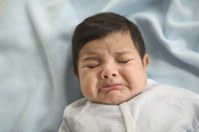 Signs & Symptoms of Chest Congestion in Infants