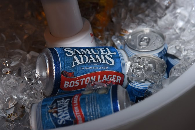 Nutritional Information for Samuel Adams Beer