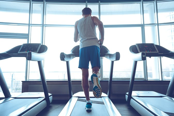 Treadmill Walking for Weight Loss