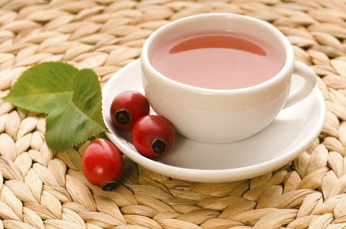 Benefits of Rosehip Tea