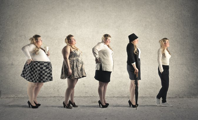 How Do Really Fat People Lose Weight?