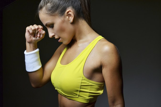 What Is the Body Fat Percentage of Fitness Models?