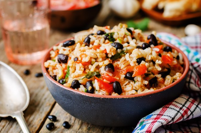 Spanish Rice Nutrition Information