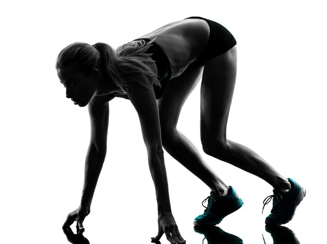 How to Weight Train the Legs for Sprinters