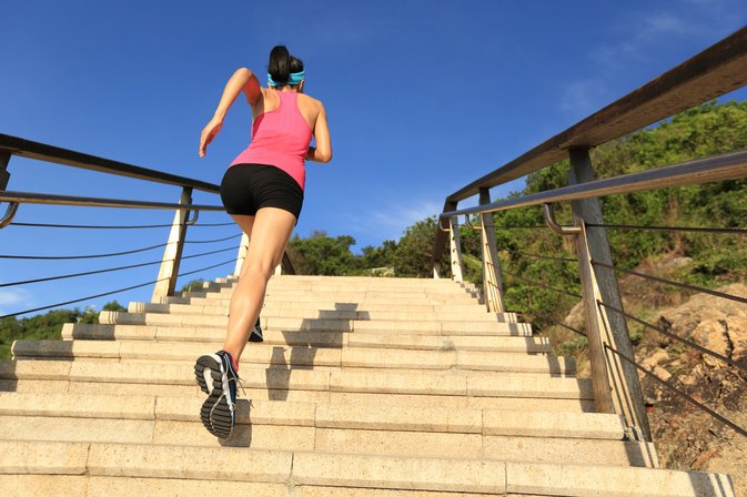 Does Walking and Climbing Stairs Help With Losing Weight?