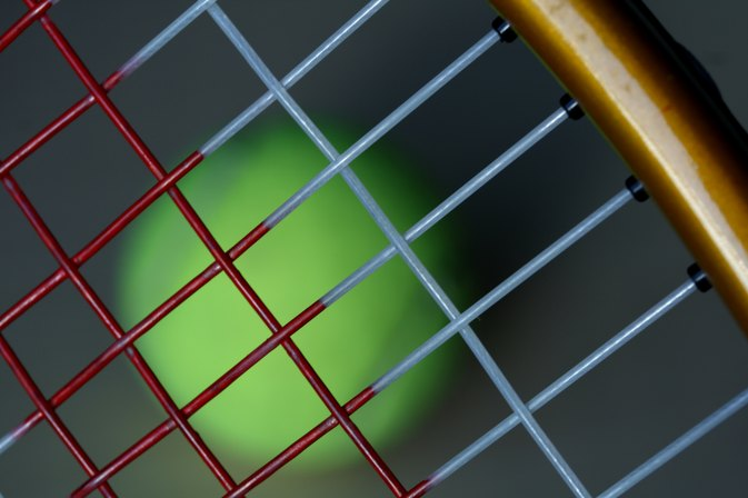 String Tension for Tennis Rackets