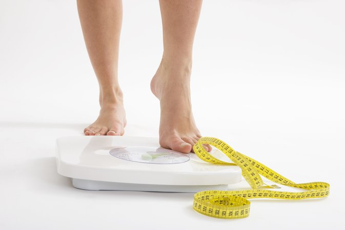 The Average Monthly Weight Loss Using Phentermine