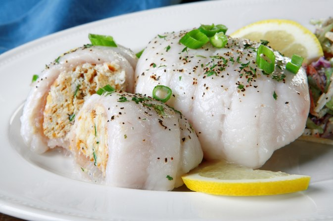 Flounder & Sole Nutritional Data