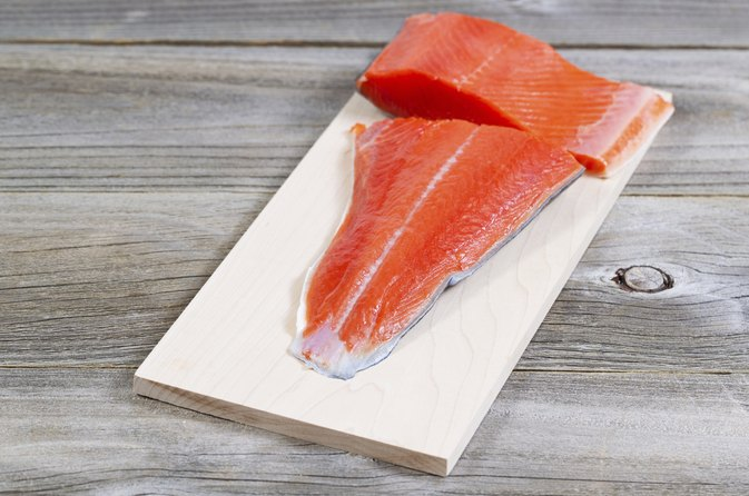 How to Bake Sockeye Salmon