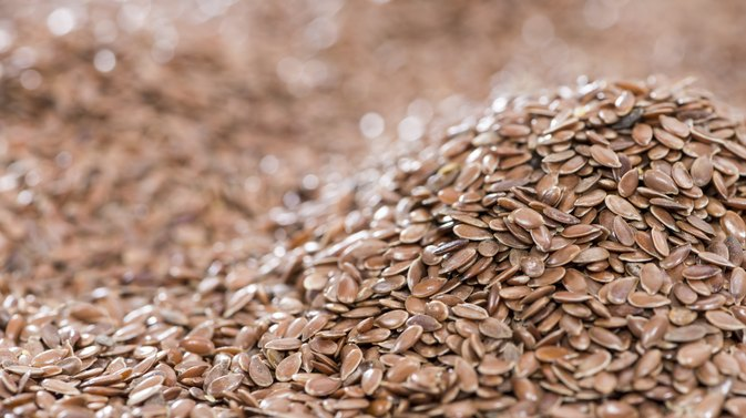 Amount of Omega-3 in Flaxseeds