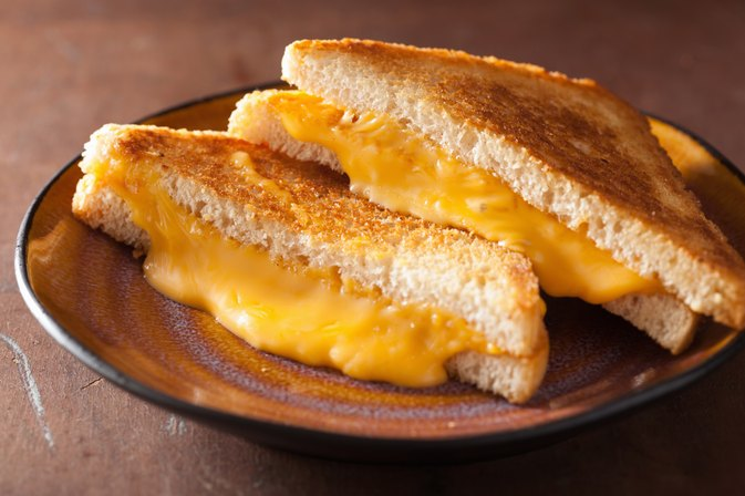How Many Calories Are in a Slice of Kraft Cheese?