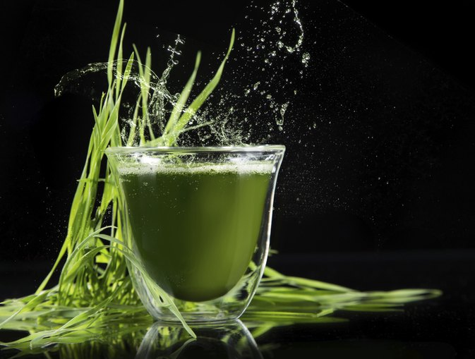 What Are the Benefits of Barley Grass Juice?