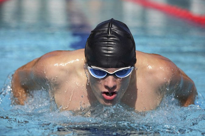 Can Swimming Make You Stronger?