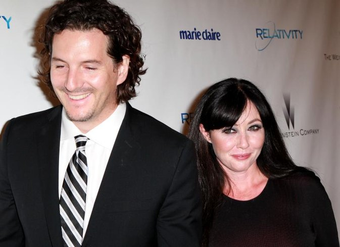 Now Shannen Doherty's Husband Is Suing Her Former Managers