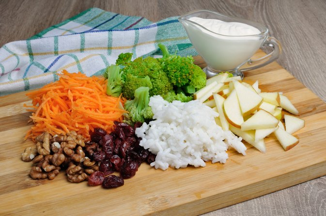 Rice, Fruit & Vegetable Diet