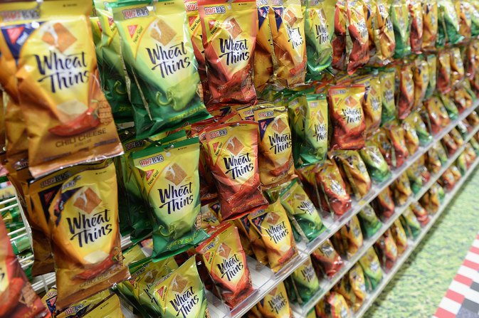 Are Wheat Thins Healthy?