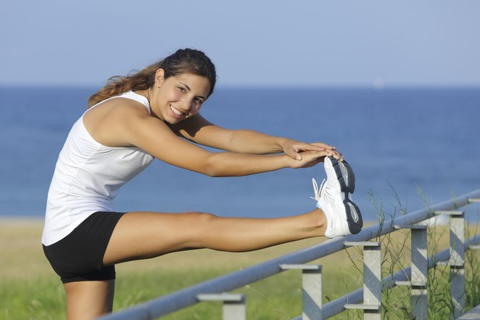 Stretches for Shin Splints