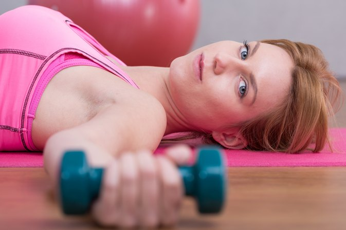 Exercise Aggravates Numbness and Tingling in Arms and Legs