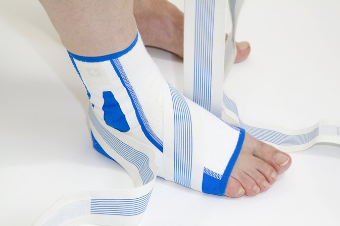 How to Treat a Minor Ankle Sprain & Still Play Sports