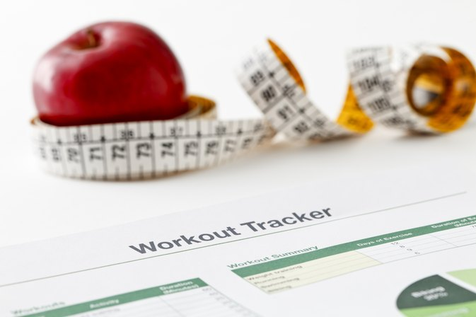 Diet & Exercise Worksheet