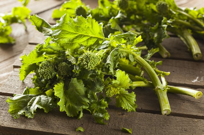 How to Cook Rapini