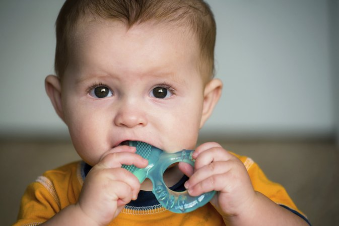 Teething & Congestion