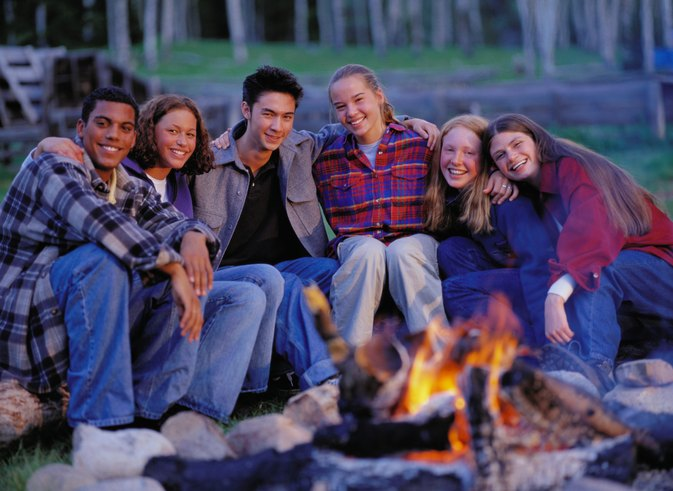 Harvest Party Outdoor Night Games for Teens