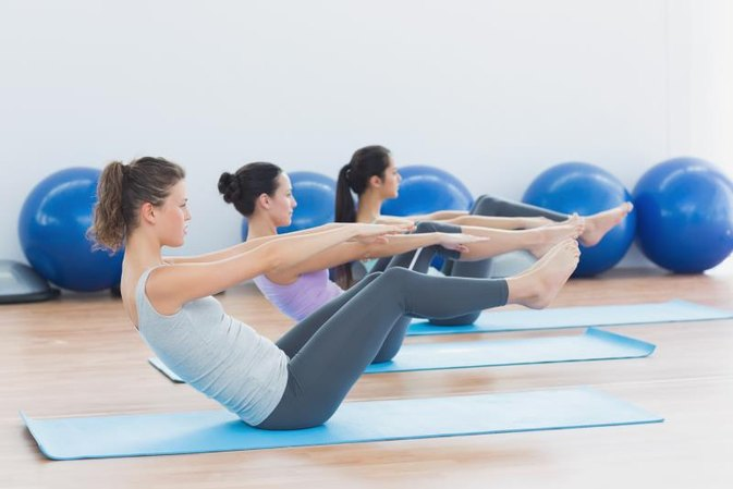 Top 10 Pilates Exercises