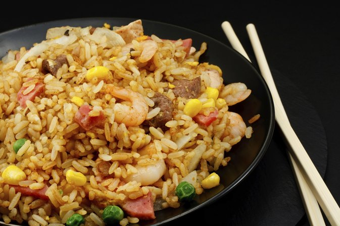 Nutrition Information in Shrimp Stir Fry